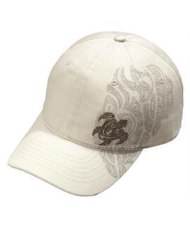 Honu Aumakua Stone Twill Hat