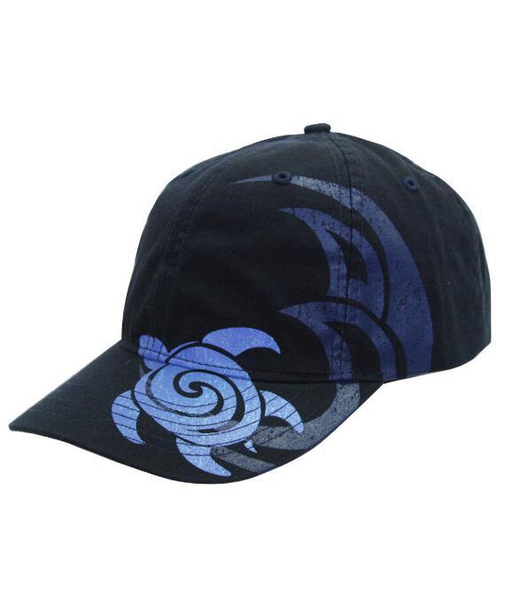 Malama Pono Navy Twill Hat
