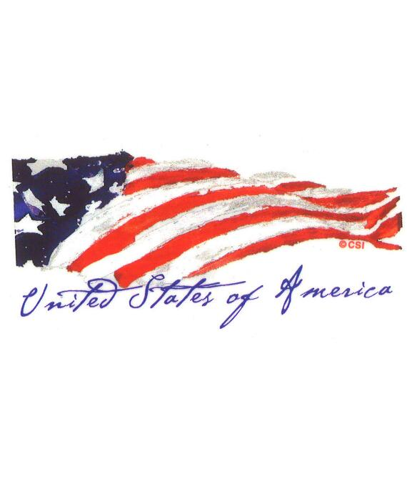 Winds of Freedom - Sticker