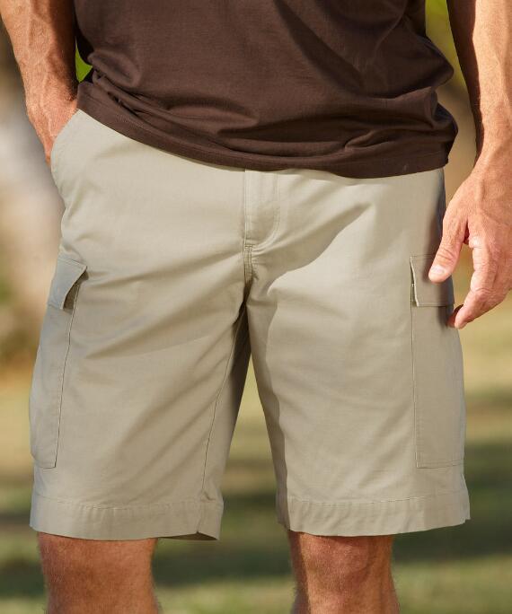 Desert Twill Cargo Shorts