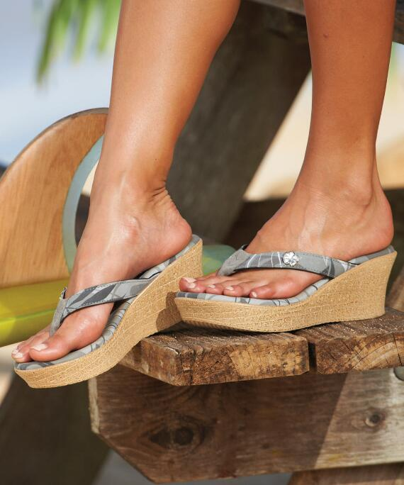 Mahina - Gray Women's Sandal