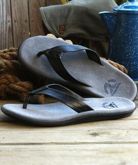 Aukai - Crater-Dyed Men's Sandal