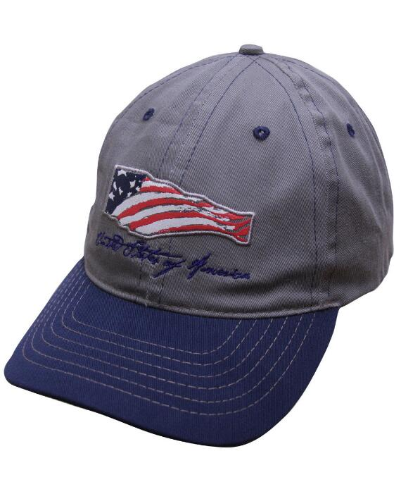 Winds Of Freedom Navy Twill Hat