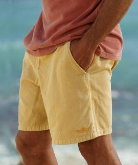 Beer Dyed Logo Pale Ale Crazyshorts® Twill Shorts