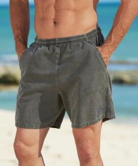 Crater Dyed Logo Crater Crazyshorts® Twill Shorts