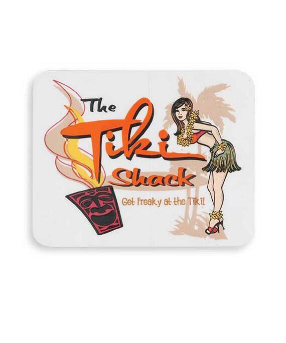 Tiki Shack - Stickers