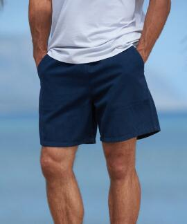 Navy Crazyshorts® Twill Shorts