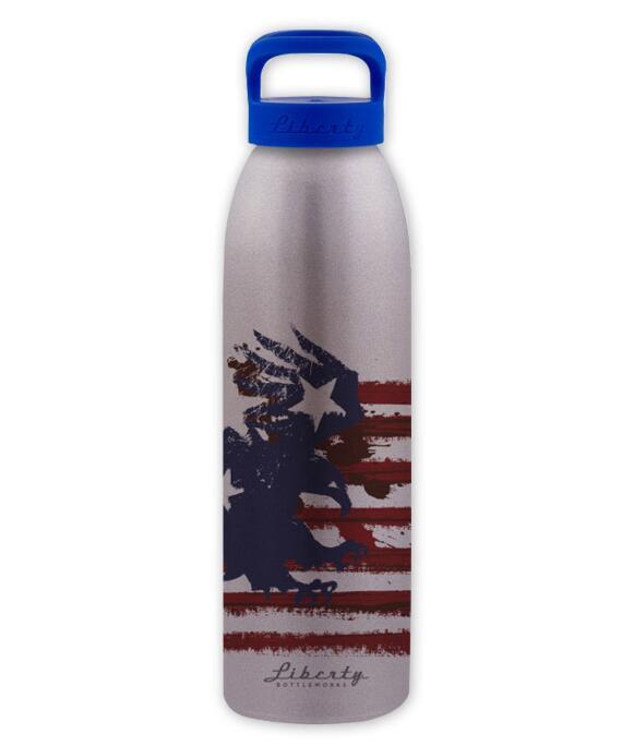 American Pride Aluminum Water Bottle