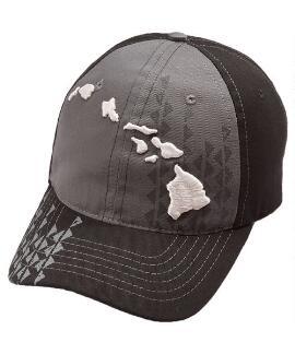 Legendary Black Twill Hat