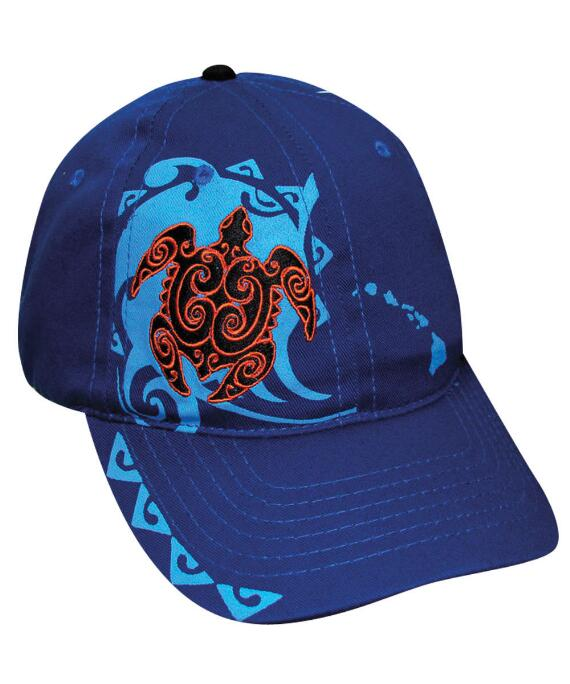 Honu Islands Royal Twill Hat