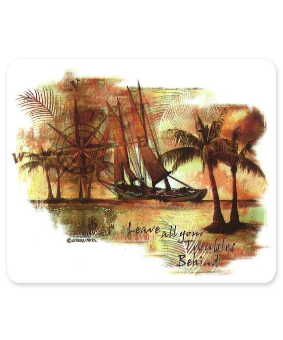 Sail Away - Sticker Sticker