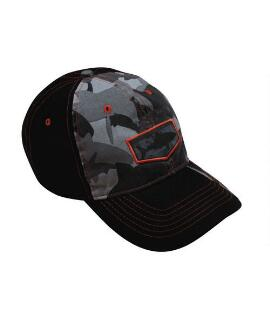 Manoflage Black Twill Hat