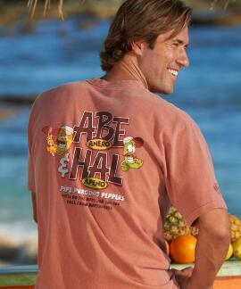 Short-Sleeve Abe & Hal Chile Crew T-shirt