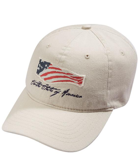 Winds Of Freedom Ivory Twill Hat