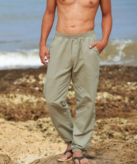 Olive Canton Pants