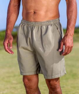 Olive Crazyshorts® Twill Shorts