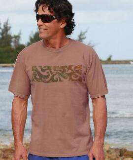 Short-Sleeve Kahala Koa Rum Crew T-shirt