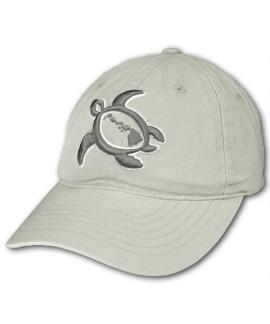 Paradise Honu Stone Twill Hat