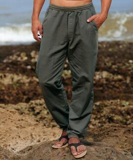 Hunter Green Canton Pants