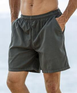 Hunter Green Crazyshorts® Twill Shorts