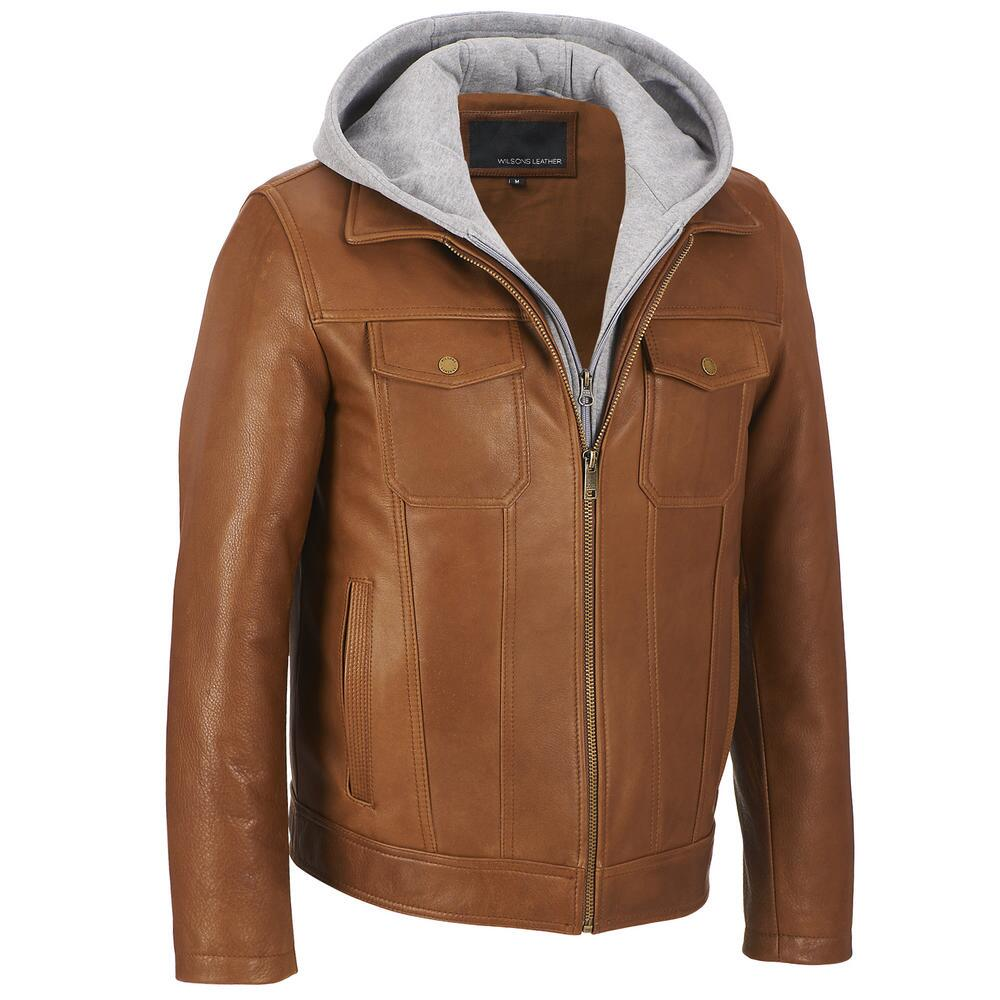 Wilsons leather jackets for men